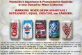 Avoid aspartame at all cost