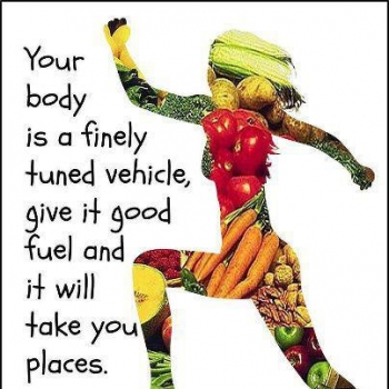 Give your body the food it craves
