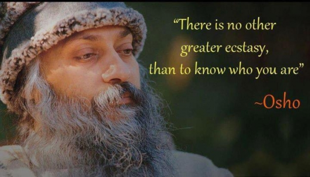 Self-knowledge: There is no greather ecstacy than to know who you are